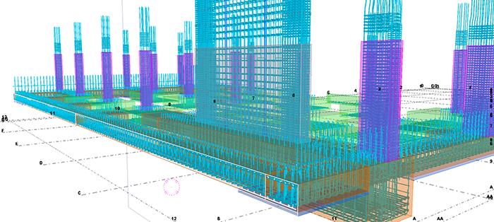 Virtual design construction for Virtual house builder